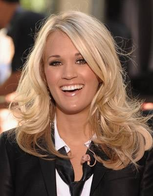 Carrie Underwood Is The New Olay Spokesperson 2010-09-08 09:05:49