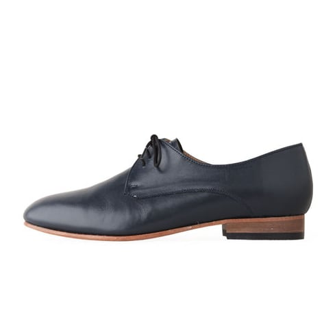 For the classicist, these Dieppa Restrepo Cali Oxfords ($253) would be a perfect match.