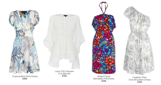 Kate Middleton Shops High Street