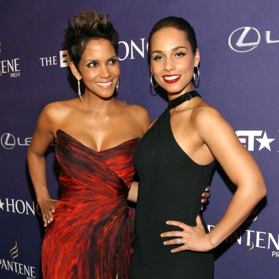 Halle Berry and Alicia Keys at BET Honors in Washington DC