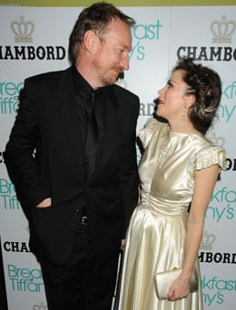 Pictures of Anna Friel and David Thewlis Who Have Reportedly Split
