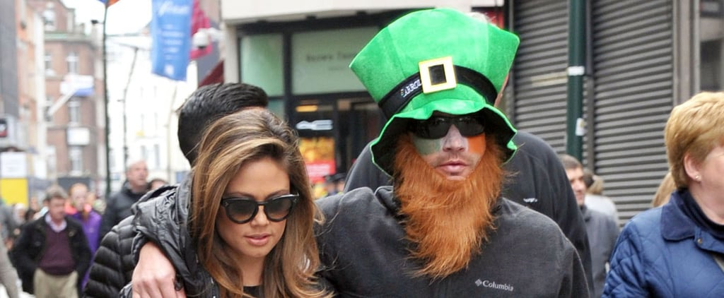 Nick and Vanessa Lachey Celebrate St. Patrick's Day in Ireland