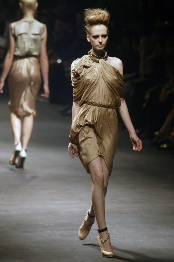 Paris Fashion Week: Lanvin Spring 2010