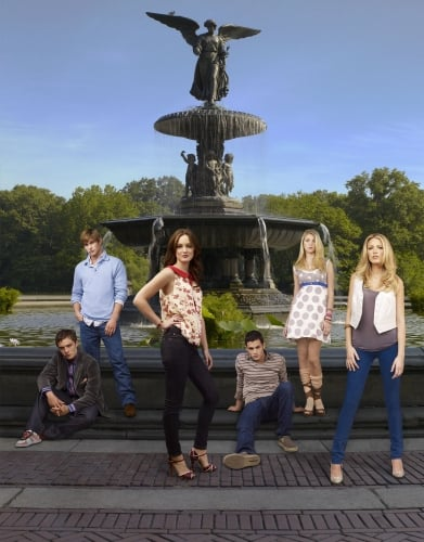 Five Questions for Gossip Girl