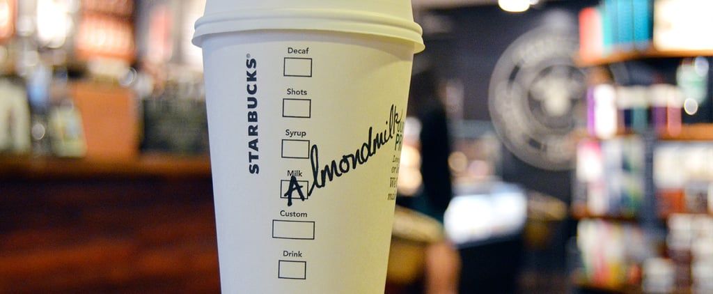 Be Still, Our Dairy-Free Hearts: Starbucks Will Have Almond Milk in September