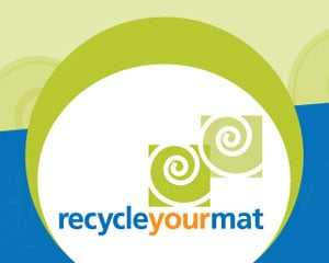How to Recycle Your Yoga Mat