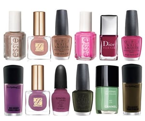 Take a Peek at the Trendiest Nail Polish Collections For Fall