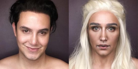 This Guy's 'Game Of Thrones' Makeup Transformations Are Absolutely Incredible