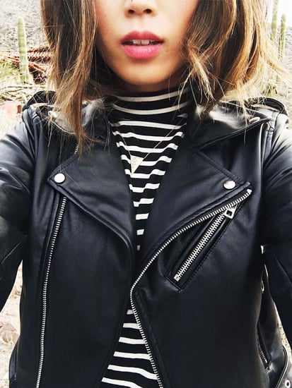 Behind the Seams: The Who What Wear Leather Jacket
