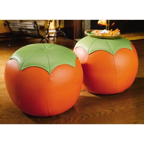 Love It or Hate It? Robust Pumpkin Ottoman
