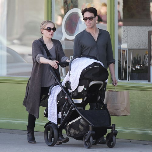 Anna Paquin and Stephen Moyer With Their Twins | Pictures