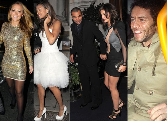 Photos from Take That Star Gary and Dawn Barlow's 10th Anniversary Party in London