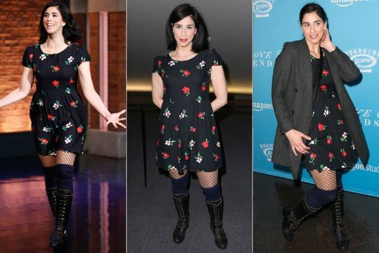 Sarah Silverman's Favorite Dress Is from Amazon and She Plans on Wearing It All the Time