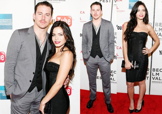 Photos of Channing and Jenna