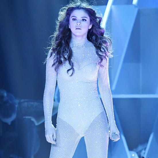 Selena Gomez Revival Tour Haircut May 2016