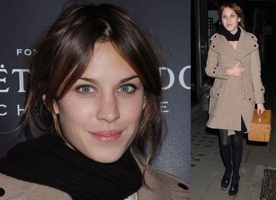Photos Of Alexa Chung At Atelier Moët Launch