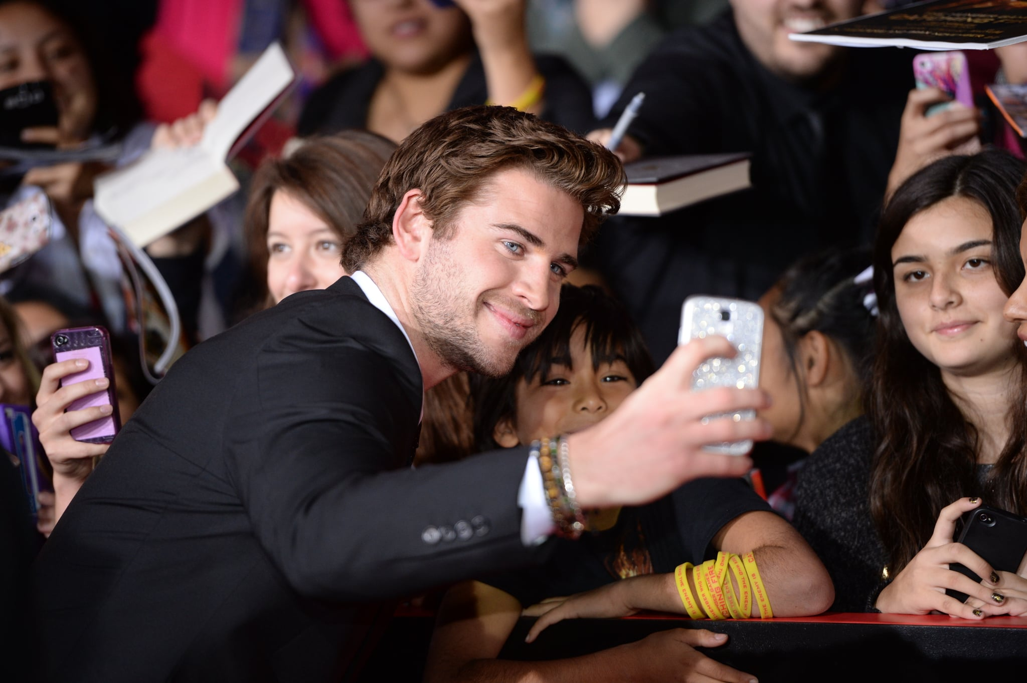 4. He Makes Time For His Fans