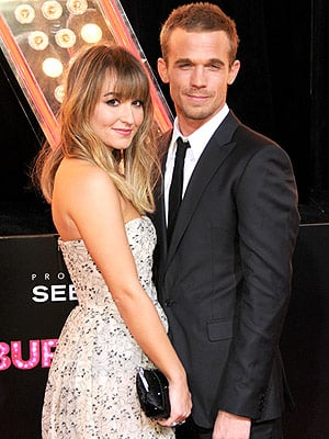 Third Child on the Way for Cam Gigandet