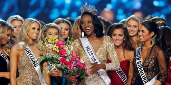 Miss USA 2016 Crown Goes To D.C. Army Officer Deshauna Barber