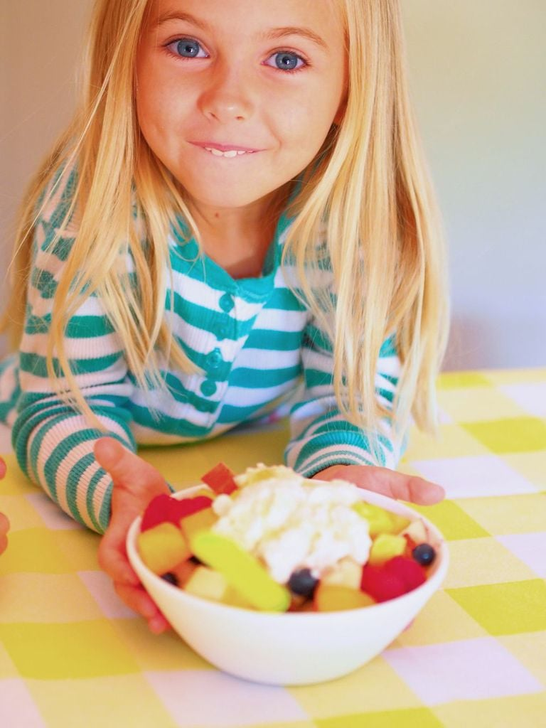 Summer Quinoa Fruit Salad