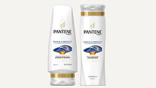 Tell Us What You Think of Pantene Repair and Protect Shampoo and Conditioner!