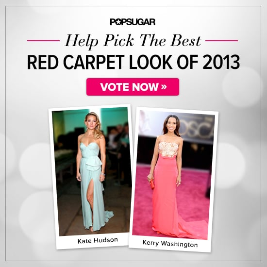 Best Red Carpet Dresses of 2013