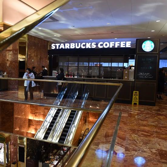 Starbucks Trump Tower Boycott