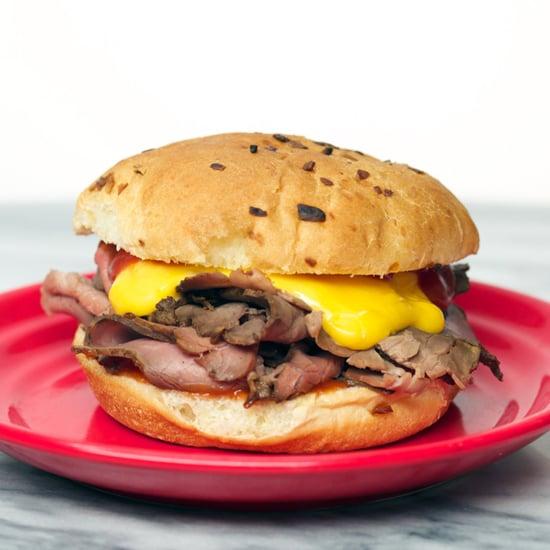 Arby's Roast Beef 'n Cheddar Sandwich Recipe