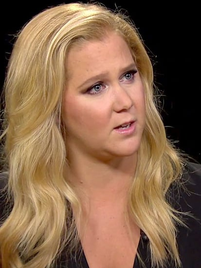 Amy Schumer on Kurt Metzger's Rape Rants: 'That Is Not Representative of Me at All'