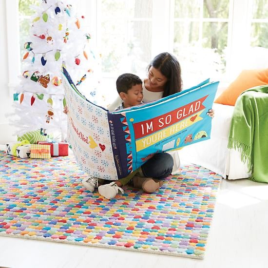 For Infants: I'm So Glad You're Here Giant Book