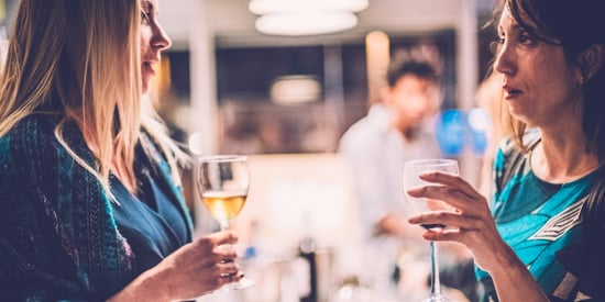 I Had Wine With My Husband's Ex-Wife. Here's What Happened