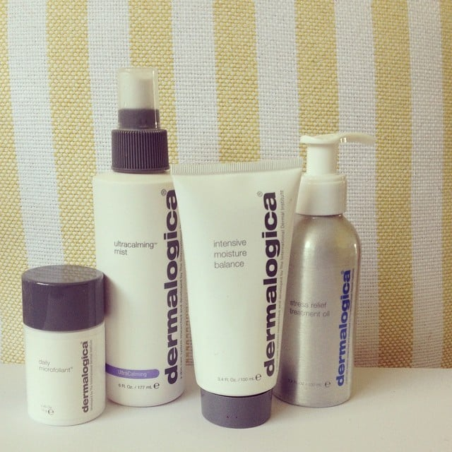 Empty, empty — all empty! Associate editor Gen swears by Dermalogica, and goes through litres of the stuff.