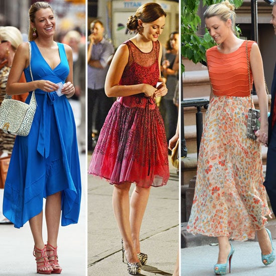 Your first look at what's trending on the Gossip Girl season six set — and trust us, the outfits are as covetable as ever.