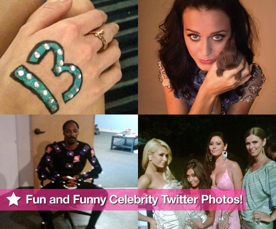 Katy Perry, Snoop Dogg, Taylor Swift, Snooki in This Week's Funny Celebrity Twitter Photos! 2010-06-10 05:00:00