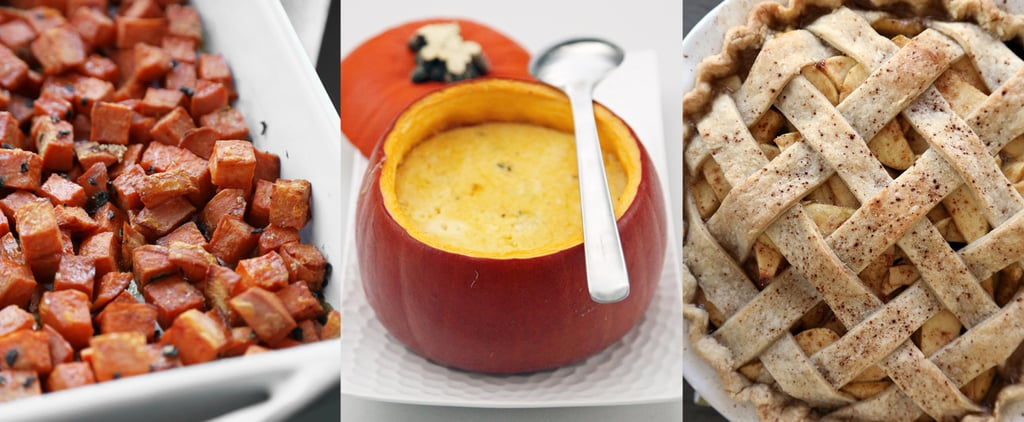 Your Guide to a Stunning Vegetarian Thanksgiving Spread