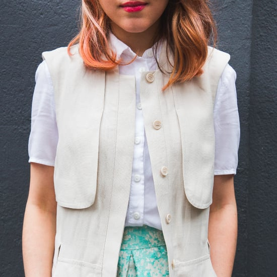 How to Wear a Dress as a Vest