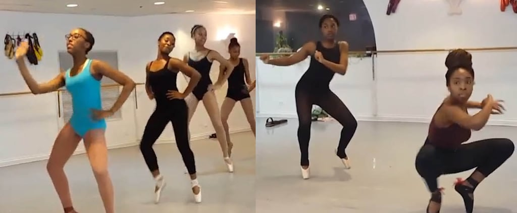 Ballerinas of All Colors Combine Hip-Hop and Ballet in New Dance Style