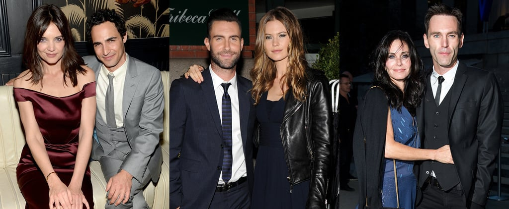 See All the Stars at the Tribeca Film Festival