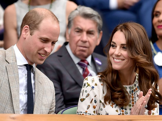 Prince William Talks Parenthood with Wimbledon Champ Andy Murray: 'I Don't Know How You Manage It with No Sleep!'