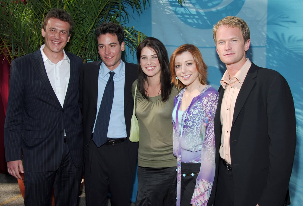 7. She's Tight With the Whole HIMYM Cast