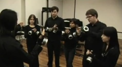 Stanford's Mobile Phone Orchestra Uses The iPhone to Make Music