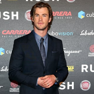 POPSUGAR Celebrity, Fashion, Beauty, Health: Chris Hemsworth