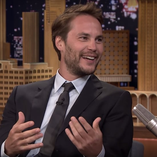 Taylor Kitsch on The Tonight Show August 2015 | Video