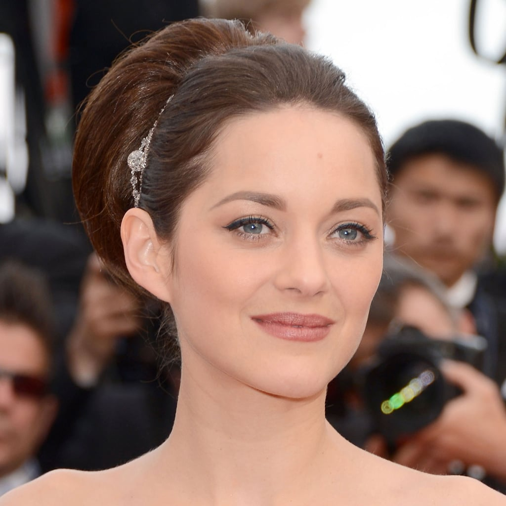 Marion Cotillard at the Rust and Bone Premiere