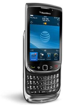 RIM BlackBerry Torch Details