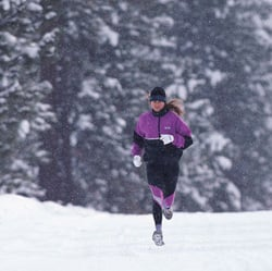 How to Dress For Winter Running