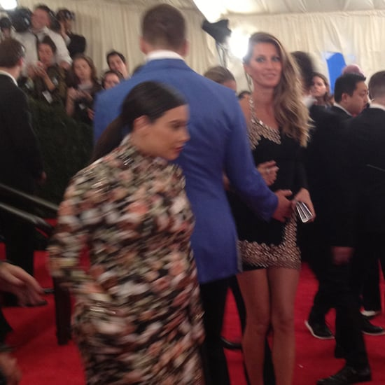 Met Gala 2013 Candid Pictures