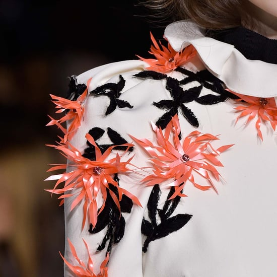 Fashion Week Fall 2015 Detail Pictures
