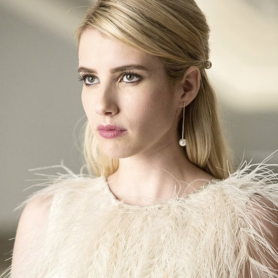 Emma Roberts's Style on Scream Queens