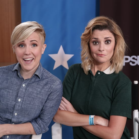 Hannah Hart and Grace Helbig Superhero Interview | Video